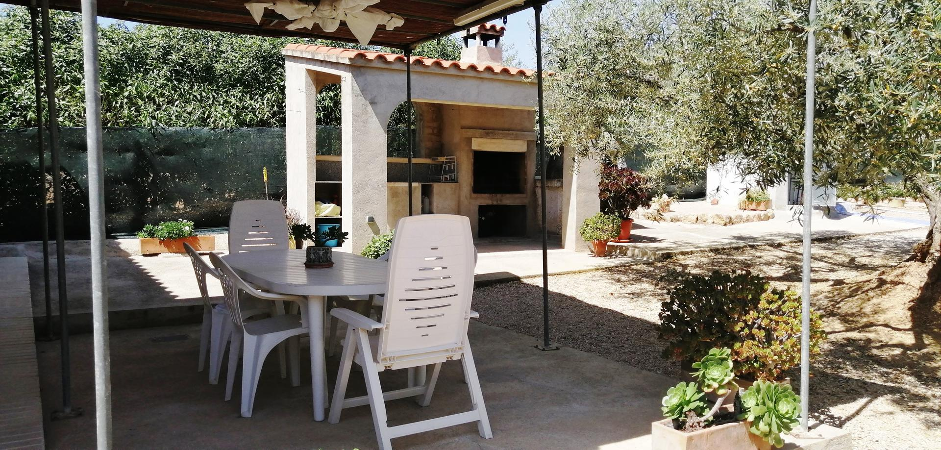 Location Pavillon /Chalet l´Ampolla